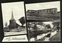 Ansichtskarte - Ihlienworth