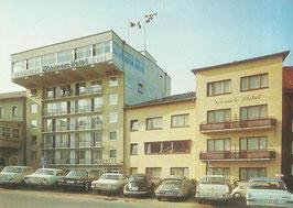 Ansichtskarte - Cuxhaven - Donners Hotel