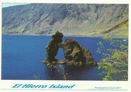 Ansichtskarte -  El Hierro Island - Spanien