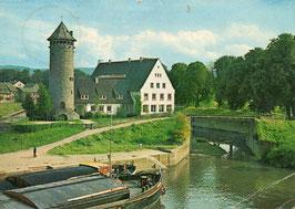 Ansichtskarte - Jugendherberge Holzminden