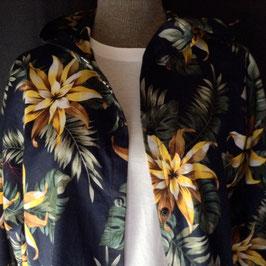 Chemise à Capuche Soleil avec Poche