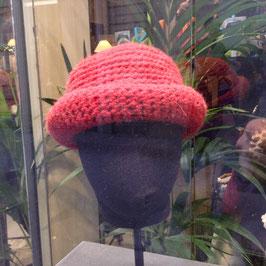 Bonnet rond Framboise