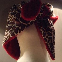 """Etole FFur Rouge & """"Girafe"""""""