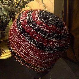 Bonnet Orient Argent & Or