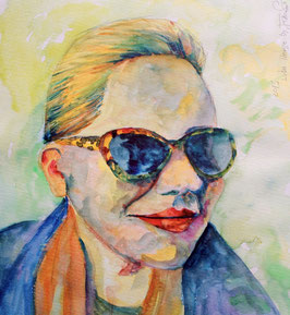 Join a workshop and learn to paint and draw yourself -WATERCOLOR