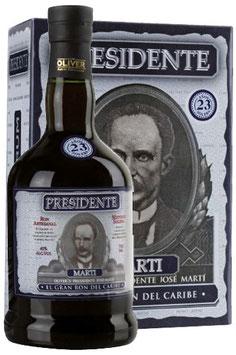 Presidente Marti 23 40% vol. 0,7l
