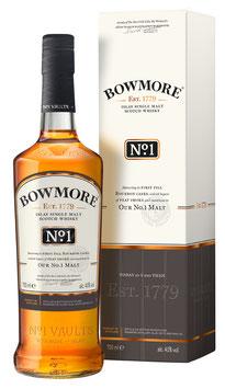 Bowmore No. 1 40% 0,7l