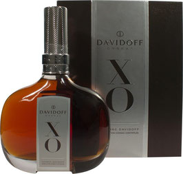 DAVIDOFF XO COGNAC IM DEKANTER 0,7L