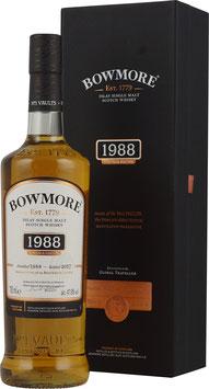 Bowmore 1988 Vintage 0,7 Liter 47,8 % Vol.