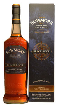 Bowmore Black Rock 1,0l 40%