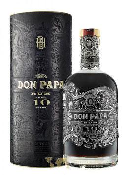 Don Papa Rum 10 yo - Limited Edition