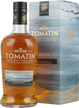 Tomatin Five Virtues Water Single Malt Scotch Whisky 0,7l