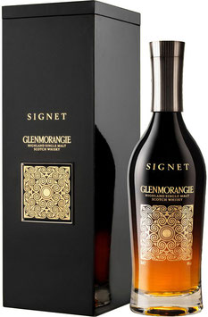 GLENMORANGIE SIGNET SINGLE HIGHLAND MALT WHISKY 46%