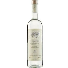 Tsipouro uden Anis (700ml) Tsililis 40%
