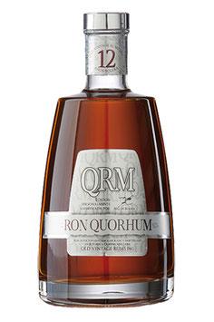 Ron Quorhum 12 yo Solera Rum 40.0% 0,7l