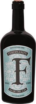 Ferdinands Saar Dry Gin 0,5l 44%