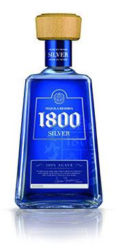 1800 Tequila Jose Cuervo Silver 0,7L (38% Vol.)