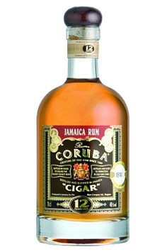 Coruba 12 Years Old Cigar Rum 40% Vol. 0,7 l