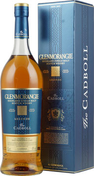 Glenmorangie The Cadboll 1,0 Liter 43 % Vol.