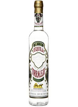 Corralejo Blanco Tequila 100% de Agave 0,7l 38%