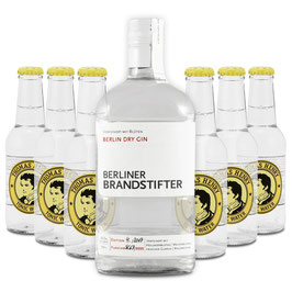 Gin & Tonic Set LXIX (Berliner Brandstifter + Thomas Henry Tonic)