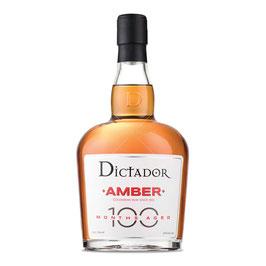 Dictador Amber Rum 0,7l 40%