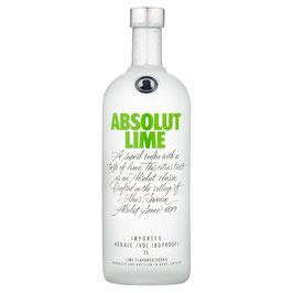 Absolut Lime Flavored Vodka