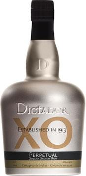 Dictador XO Perpetual Rum 0,7l 40%