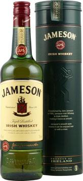 Jameson Irish Whiskey Tin Canister 0,7l 40% Irish Whiskey Tin Canister 0,7l 40%