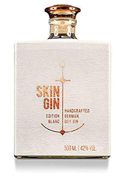 SKIN GIN EDITION BLANC 42% 50 CL
