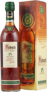 Asbach Spezialbrand 15 YO 0,7l 40%