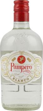 Pampero Blanco 0,7 Liter 37,5 % Vol.