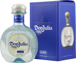 Don Julio Blanco Tequila 0,7 Liter 38 % Vol.