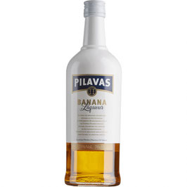 PILAVAS BANAN LIKØR 25%