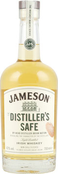JAMESON THE DISTILLERS SAFE BLENDED IRISH WHISKEY 43%