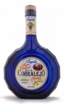 CORRALEJO REPOSADO TRIPLE DESTILADO TEQUILA 0,7 L