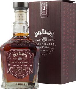 Jack Daniel's Single Barrel Rye 70 cl, 45 %