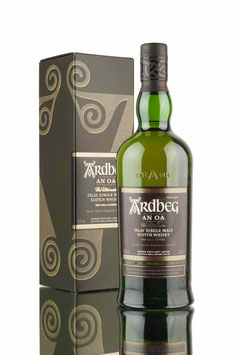 Ardbeg An Oa Single Islay Malt Whisky 46,6%