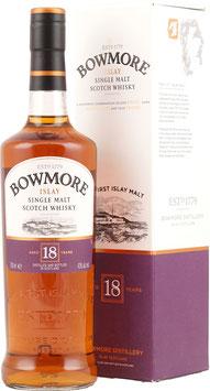 Bowmore 18 YO 0,7l 43%