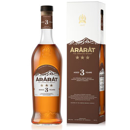 Ararat  - 3 Jahre Brandy 0,5 Liter