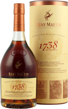 Remy Martin 1738 Accord Royal 0,7l 40%