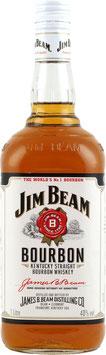 Jim Beam White 1l 40%
