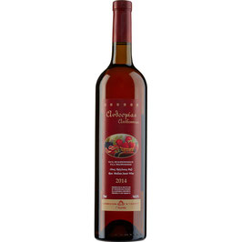 Anthosmias Rose halvsød (750ml) Monemvasia