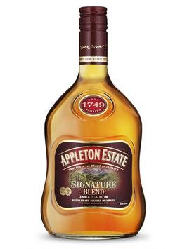 Appleton Estate Signature Blend 40% Vol. 0,7 l
