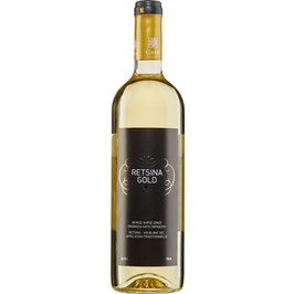 Retsina Gold (750ml) C.A.I.R  12%