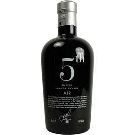 5th Gin Black Air 0,7L (40% Vol.)