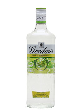 GORDON'S SPOT OF ELDERFLOWER 0,7L (37,5% VOL.)