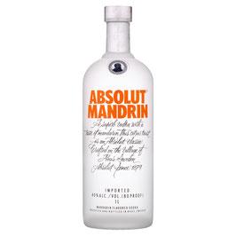 Absolut Mandarin Flavored Vodka