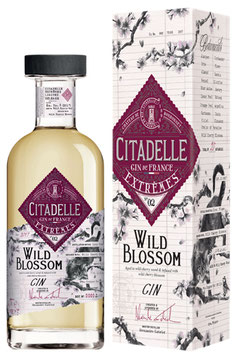 Citadelle Gin, Cherry Blossom Extremes No. 02  42,6%