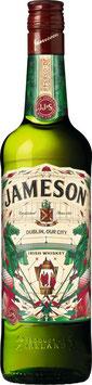 Jameson Irish Whiskey City of Dublin Edition 0,7l 40%